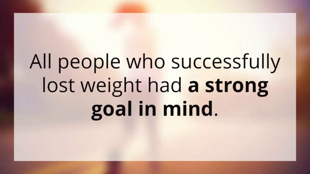 key-3-to-weight-loss-success