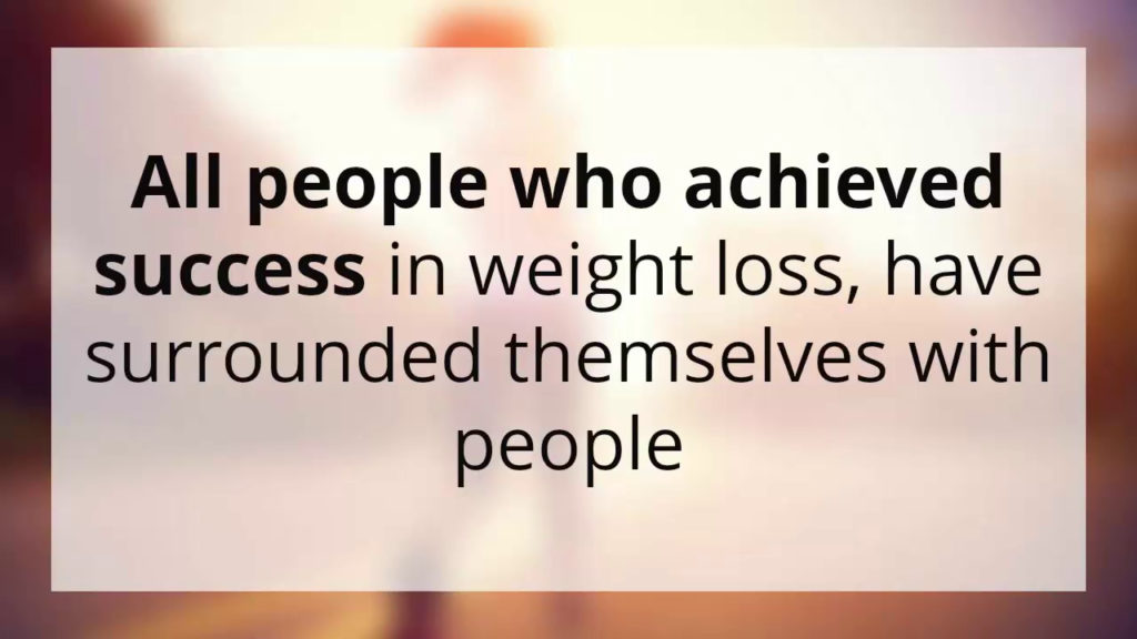 key-6-to-weight-loss-success